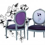 the Drawing Room Chair featuring Burfitt